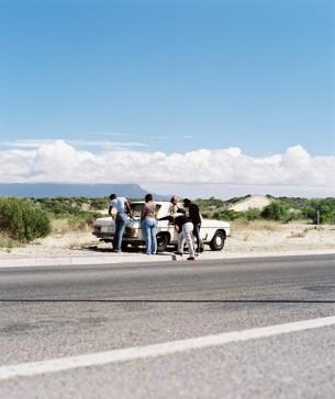 Khayelitscha, Kapstadt, S&#252dafrika. Der Versuch anhand einer Portraitreihe die Idylle eines Townships zu beschreiben. Die Bilder sind in Zusammenarbeit mit Annett Bourquin entstanden.  10 images