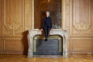 Charlotte Rampling in Paris. Das sagt doch alles. Oder kennt jemand diese Frau nicht?