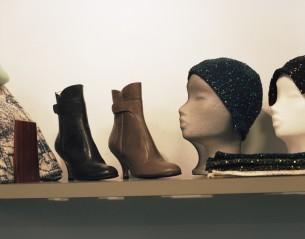 Eine Reportage für die russische GALA über junge Modedesigner aus Berlin. published by Gala Nr.01.2007  14 images